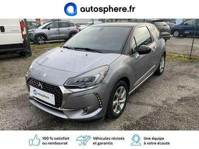 occasion DS Automobiles DS3 PureTech 110ch So Chic S&S EAT6