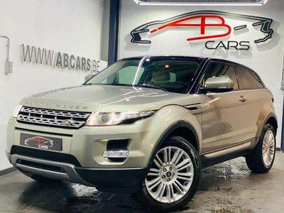 occasion Land Rover Range Rover evoque 2.2 TD4 4WD Prestige * GARANTIE 12 MOIS * COUPE
