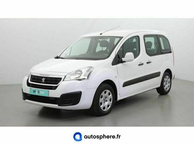 occasion Peugeot Partner Tepee 1.6 BlueHDi 100ch Active