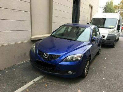 occasion Mazda 3 1.6L MZ CD 110 Elegance