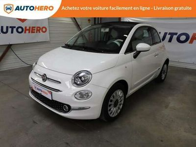 occasion Fiat 500C 1.2 Lounge 69 ch