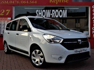 occasion Dacia Lodgy 1.6i 102CH 7PLACES QUE 34555 KM