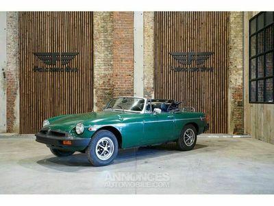 occasion MG B cabrio - Classic Original