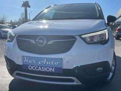 "occasion Opel Crossland X 1.5 Turbo*GPS*CLIM*JANTES 16""*GARANTIE 12 MOIS*"
