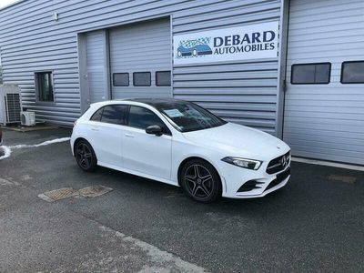 occasion Mercedes 180 Classe A (W177)136CH AMG LINE 7G-DCT