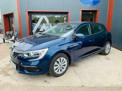 occasion Renault Mégane IV 1.3 tce 115 first edition · Bleu