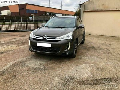 occasion Citroën C4 Aircross HDi 150 Exclusive 4x4