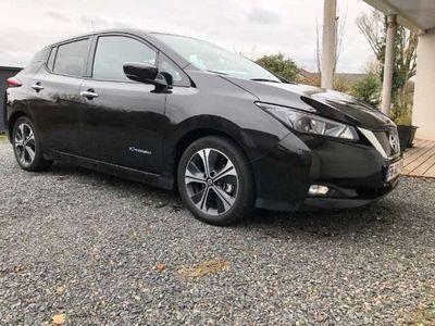 occasion Nissan Leaf - 40 kwh - Noir