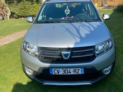 occasion Dacia Sandero 1.5 dCi 90 FAP Stepway Ambiance