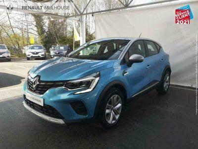 occasion Renault Captur Blue dCi 115 Business