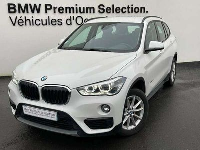 occasion BMW X1 sDrive18d 150ch Lounge Euro6c