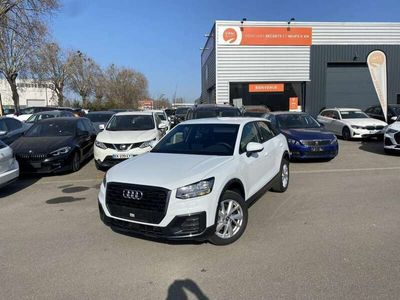 occasion Audi Q2 2.0 35 TDI - 150 - BV S-tronic Design Luxe PHASE 1