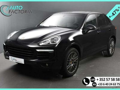 occasion Porsche Cayenne -47% 3.0TDI 262CV BVA 4X4+T.PANO+GPS+CUIR+CAM