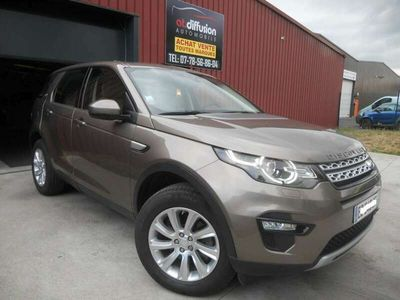 occasion Land Rover Discovery Sport Mark II TD4 150ch HSE AWD BV6