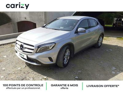 occasion Mercedes GLA200 GLA ClasseCDI Intuition 7-G DCT A