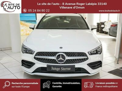 occasion Mercedes CLA200 Shooting Brake Classe163CH AMG LINE 7G-DCT