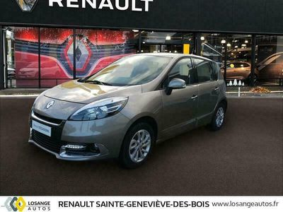 occasion Renault Scénic III - Scenic TCe 115 Energy Dynamique