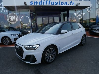 occasion Audi A1 30 Tfsi 116ch S Line S Tronic 7