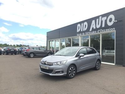 occasion Citroën C4 Bluehdi 120 cv Millenium Business,GPS