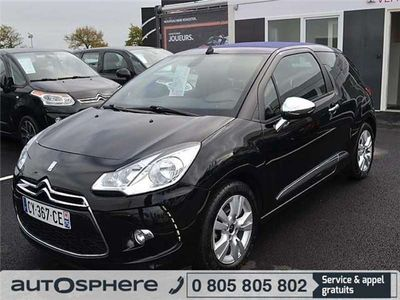 occasion Citroën DS3 Cabriolet 1.6 e-HDi90 Airdream So Chic BMP6