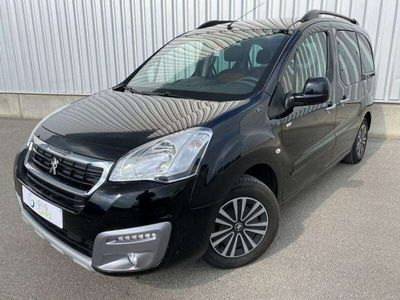 occasion Peugeot Partner Tepee Style + KIT HIVER