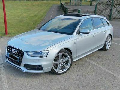 occasion Audi A4 Avant 2.0 TDI 150 Ambiente Multitronic A