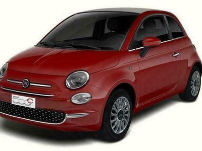 occasion Fiat 500C 1.0 70cv bsg hybride lounge + clim auto + projecteurs antibrouillard