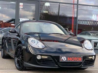 occasion Porsche Cayman 2.9i FACELIFT NOIR GPS CUIR CRUISE LED JANTES 19
