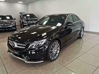 occasion Mercedes C250 Classed Fascination 9G-Tronic