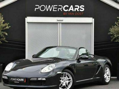 occasion Porsche Boxster 2.7 | TIPTRONIC | SPORTUITLAAT | PASM