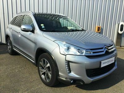 occasion Citroën C4 Aircross HDi 115 Exclusive