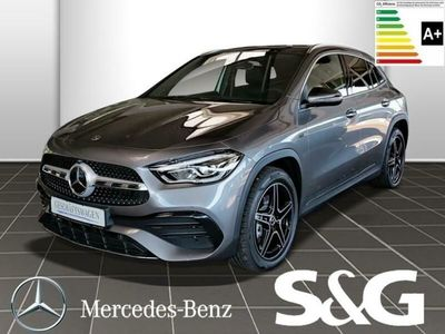 occasion Mercedes GLA250 e AMG + MBUX + RFK + Distronic + PanoDach + Totwin
