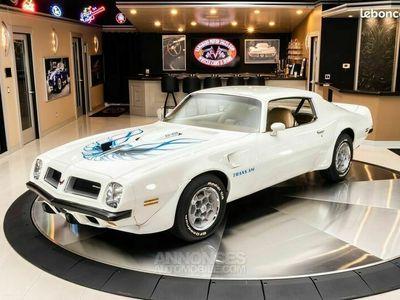 """occasion Pontiac Firebird Trans Am """"Super Duty"""" - V8 455Ci - Boite Auto"""