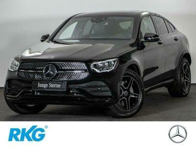 occasion Mercedes GLC220 d 4M Coupé AMG * MBUX Navi * appareil photo * nuit *