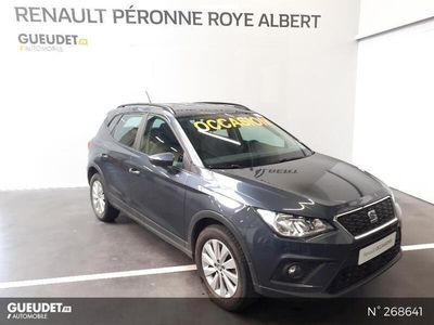 occasion Seat Arona 1.6 TDI 95 ch Start/Stop BVM5 Style