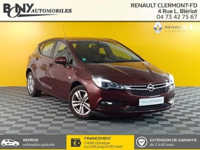 occasion Opel Astra 1.0 Turbo 105 ch ECOTEC Start/Stop Edition