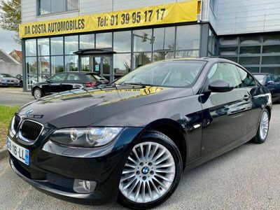occasion BMW 320 SERIE 3 COUPE E92 D 2.0 177 CV - 95 300 KMS / TOIT OUVRANT / CUIR / ORIGINE FRANCE - GARANTIE 1 AN