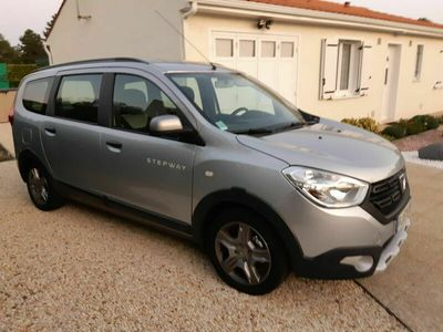 occasion Dacia Lodgy Blue dCi 115 5 places Stepway