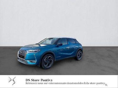 occasion DS Automobiles DS3 Crossback PureTech 155ch Grand Chic Automatique 114g