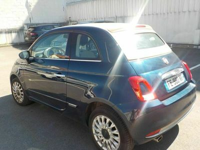 occasion Fiat 500C 1.2 69 ch Eco Pack Lounge