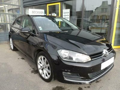 occasion VW Golf VII Carat DSG7 1.6 TDI 105 BlueMotion Technology FAP