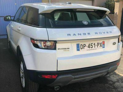 occasion Land Rover Range Rover evoque Mark II eD4 British Edition