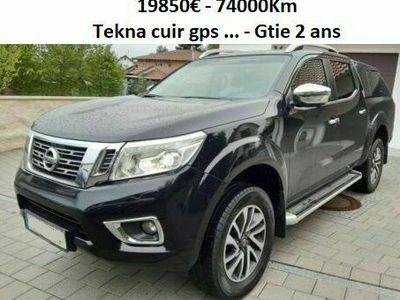 occasion Nissan Navara NP300 Tekna Double Cab 4x4