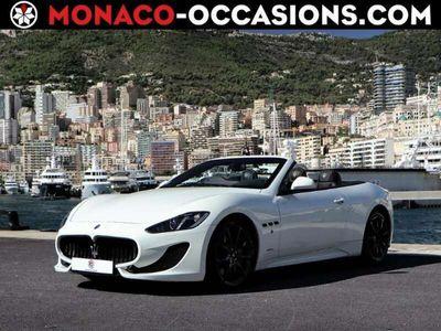 occasion Maserati GranCabrio 4.7 460ch Sport
