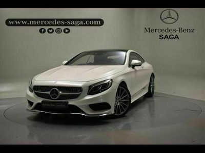 occasion Mercedes 500 Classe S Coupe/CL4Matic 9G-Tronic