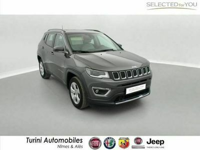 occasion Jeep Compass 1.6 MultiJet II 120ch Limited 4x2 117g