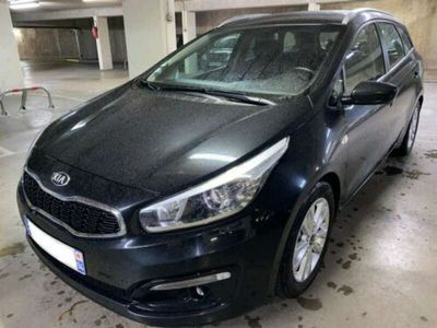 occasion Kia cee'd SW / cee'd SW 1.6 CRDi 136 ch ISG DCT7 Active Business