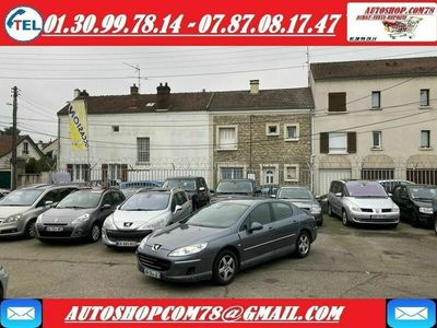 occasion Peugeot 407 1.6 HDI FAP PACK LIMITED