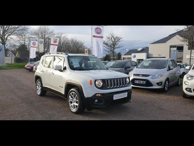 occasion Jeep Renegade 1.6 MultiJet S&S 120ch Limited BVRD6