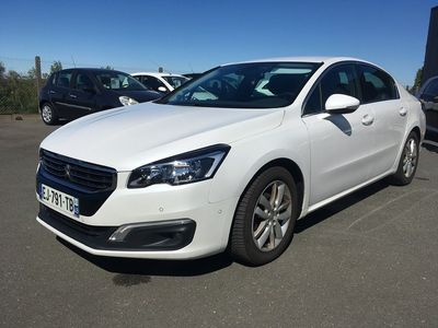 occasion Peugeot 508 1.6 Bluehdi 120ch Style S&s Eat6